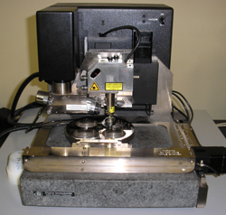 dimension afm (atomc-force microscopy)